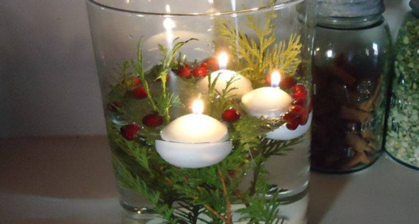 Floating Candle Water Candles Centerpieces Party Decor
