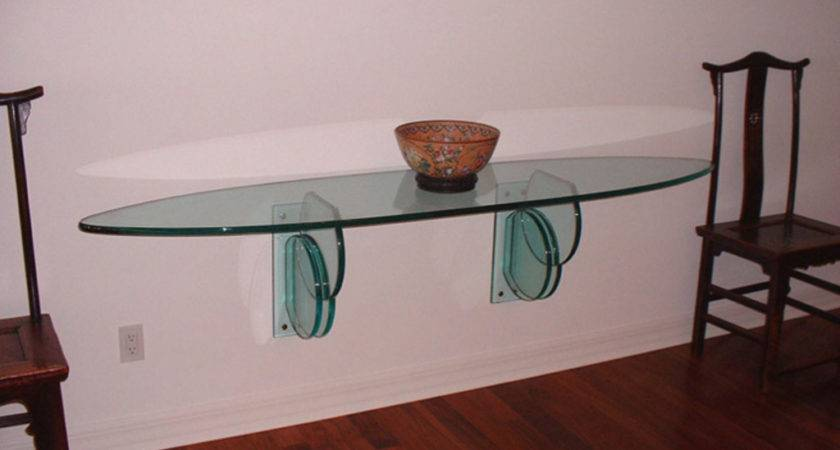 Floating Glass Wall Shelves Living Room Why Should