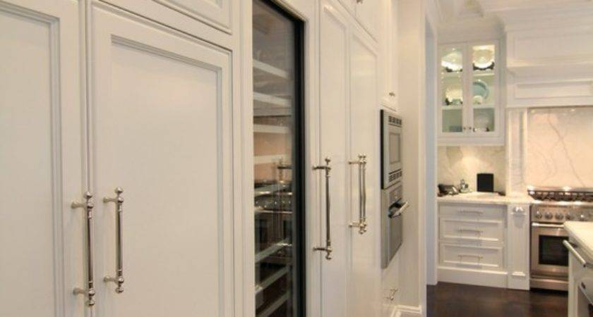 Floor Ceiling Kitchen Cabinets Traditional
