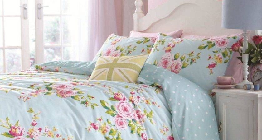 Floral Quilt Duvet Cover Bedding Bed Sets Sizes