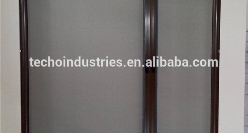 Fly Screen Insect Fit Roller Door Mosquito Fabric