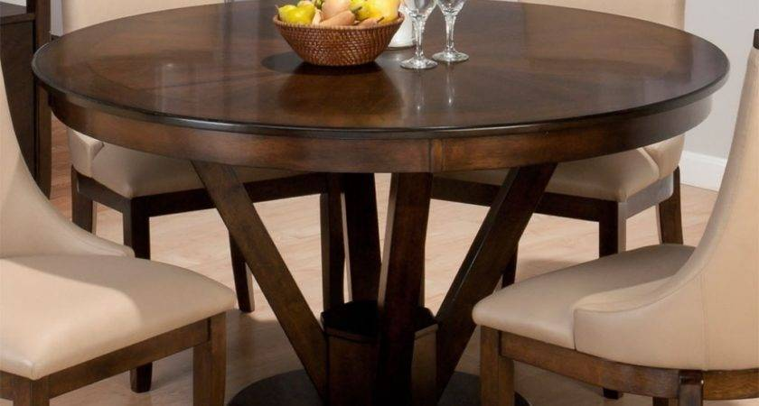 Formal Dining Room Ideas Simple Wooden Inch Round