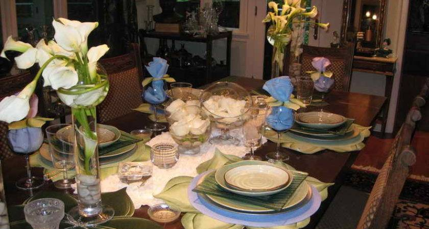 Formal Dinner Table Setting Ideas Indelink