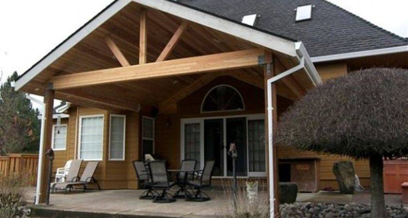 Framing Gable Roof Porch Best