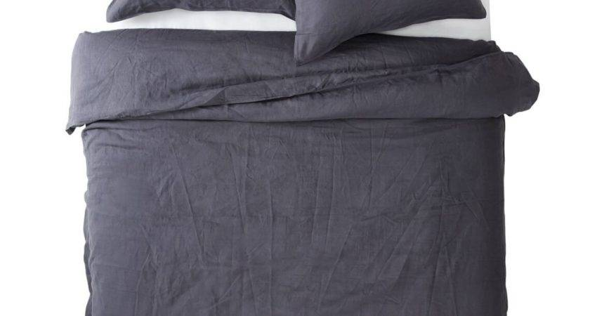 Freedom Pure Linen King Quilt Cover Set
