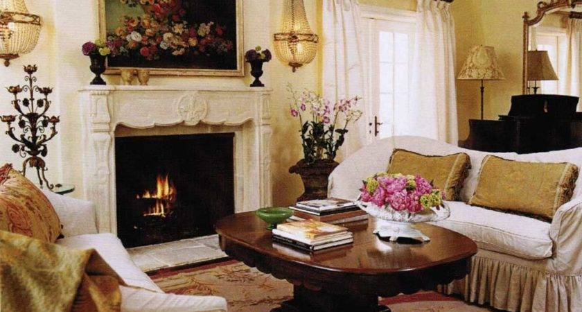 French Country Decorating Ideas Living Room