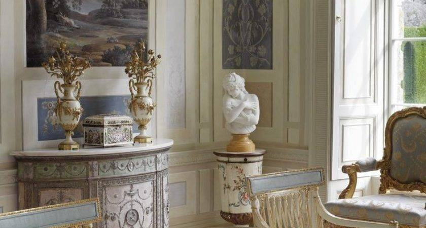 French Interiors Style Picmia