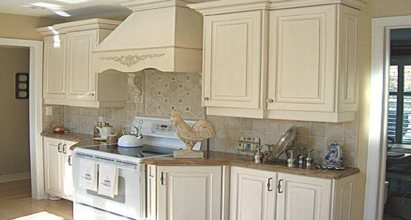 French Kitchen Furniture Small Country Kitchens