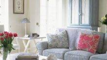 French Style Living Room Rooms Patterned Sofa