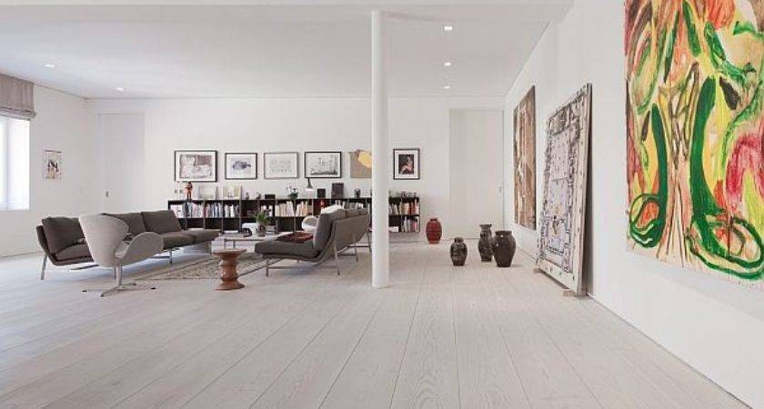 Fresh Interiors Wooden Floors Nordic Design