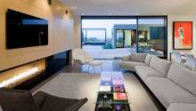 Fresh Modern Living Room Designs
