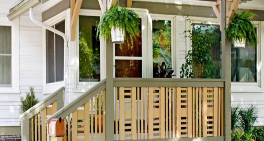 Front Deck Designs Bench Seating Ideas Built