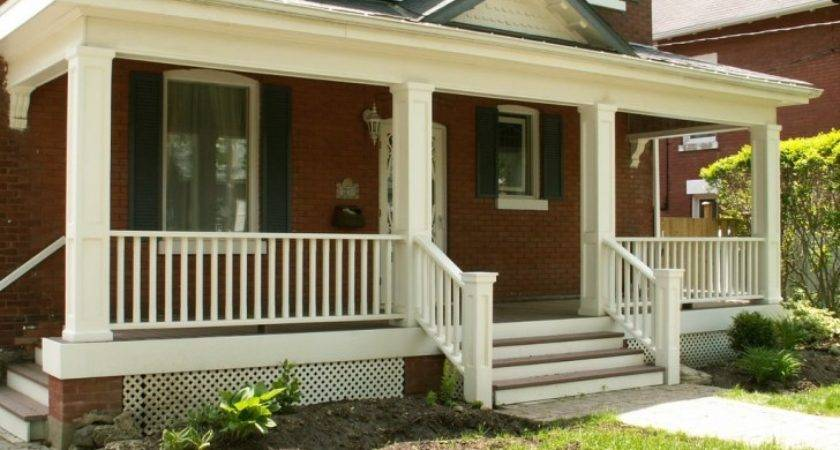 Front Porch Amazing Railings Should