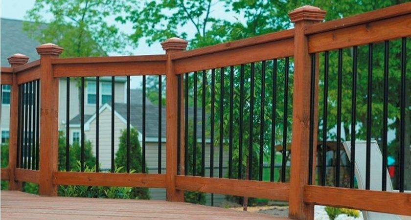 Front Step Railing Ideas Pixshark