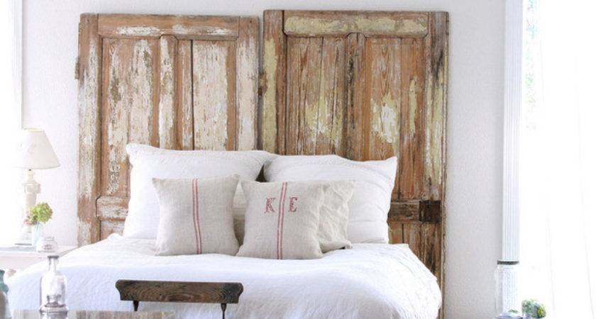 Frugal French Girl Inspiring Ideas Headboards
