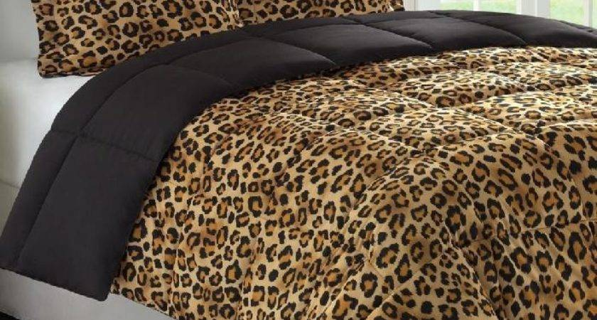 Fun Cheetah Print Bedding Packages Add Style Your