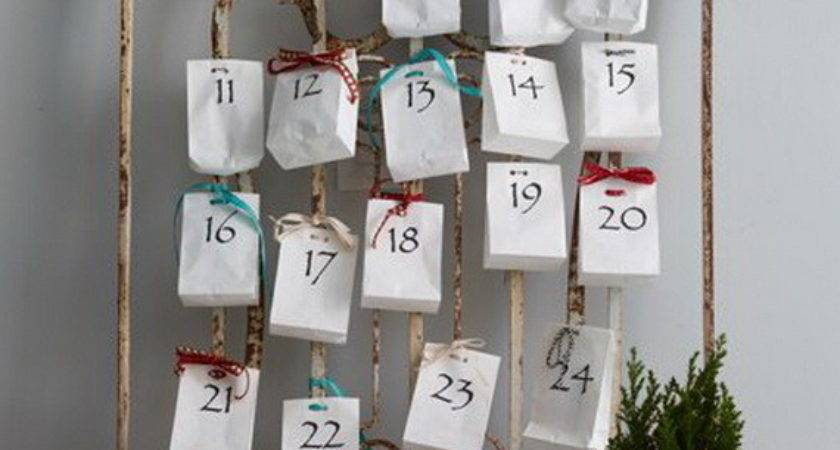 Fun Christmas Crafts Great Homemade Advent