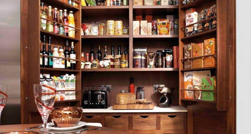 Functional Stylish Designs Kitchen Pantry Cabinet