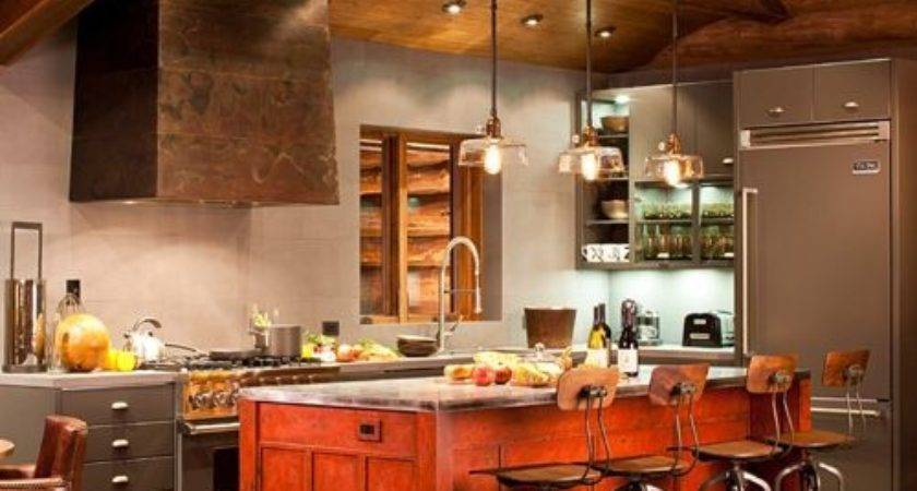 Funky Kitchens Ideas Remodel Decor