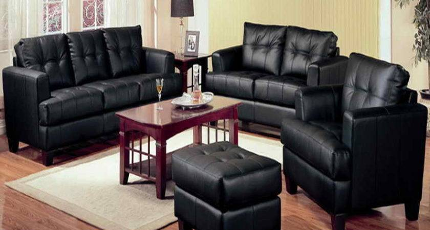 Furniture Living Room Budget Black