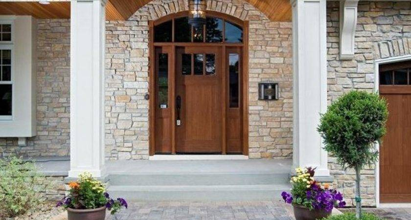 Gable Designs Traditional Arched Door