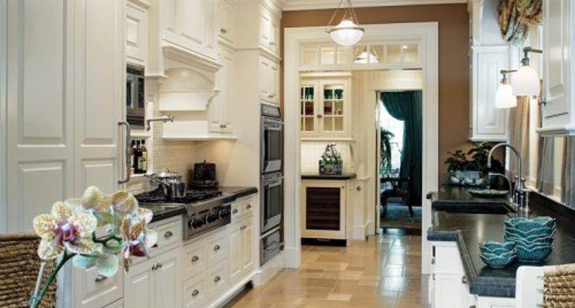Galley Kitchens Designs Home Design Decor Reviews