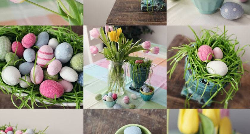 Get Into Spring Season Easter Decorations Decoholic
