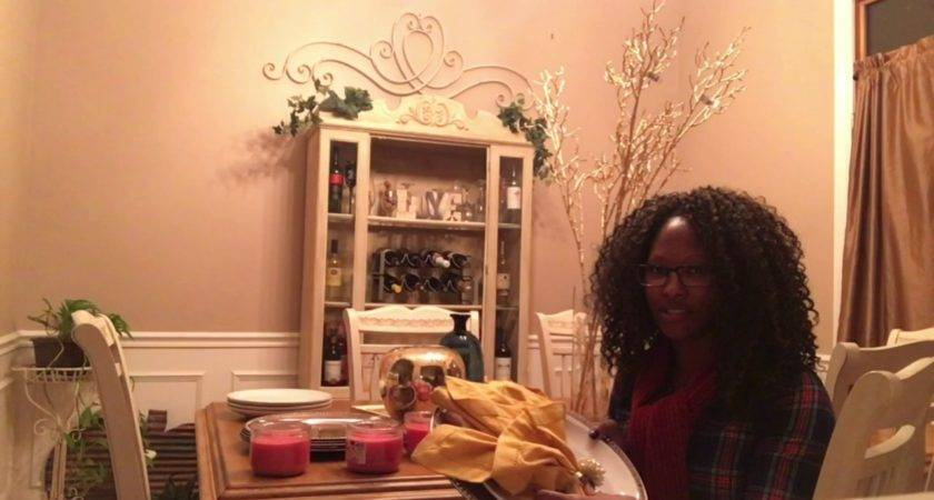 Glam Home Dining Room Makeover Decor Youtube