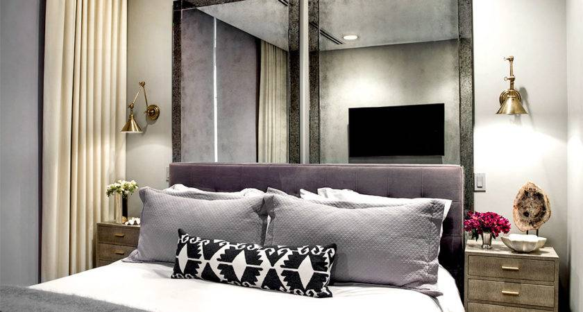 Glam Style Chicago Condo Interior Design