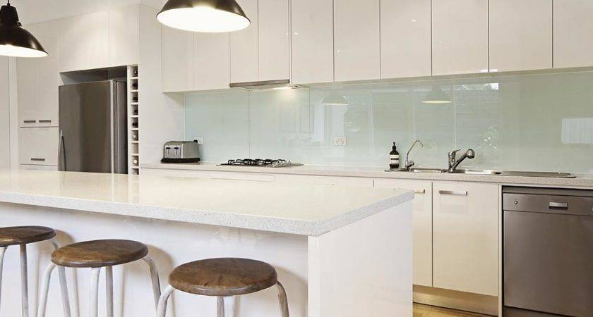 Glass Splashbacks Kitchen Brien