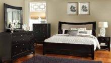 Global Furniture Usa Madeline Bedroom Set Black