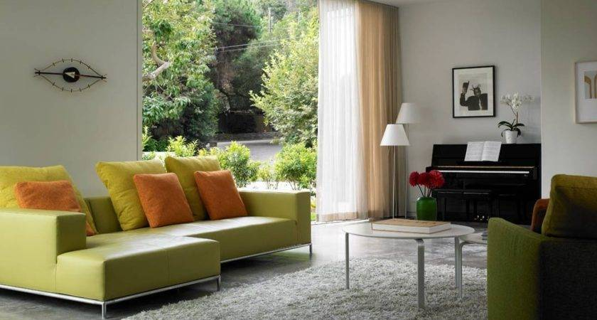Glorious Lime Green Curtains Decorating Ideas Living
