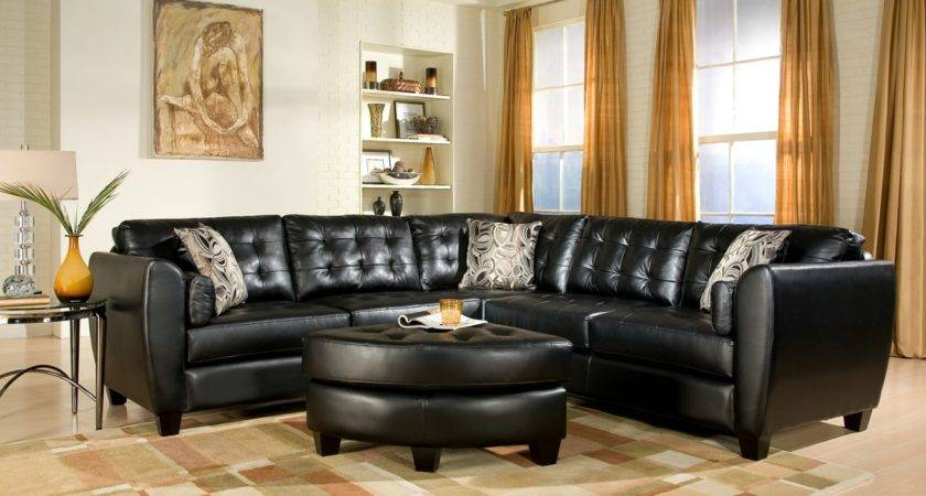 Gold Leather Living Room Furniture