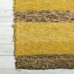 Gold Yellow Rug Living Room Bohemian