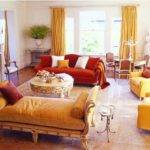Gorgeous Interiors Gold Rugs Yellow Area