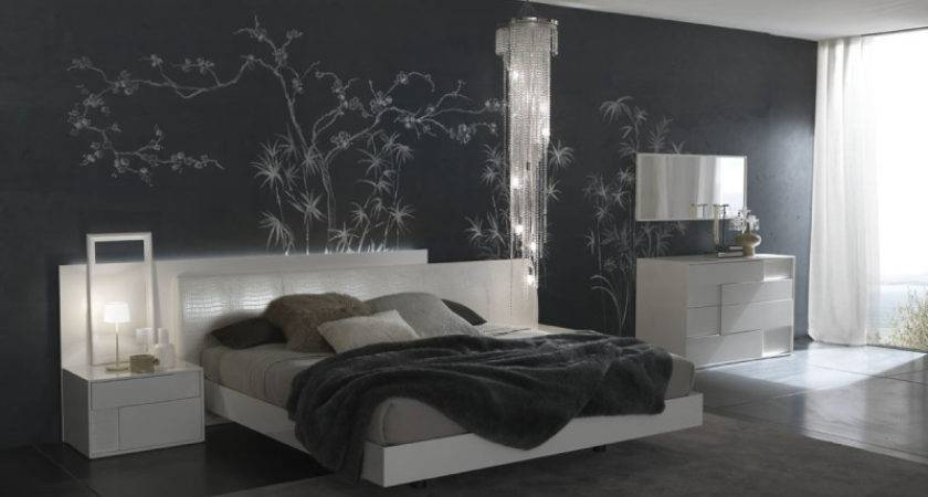 Gray Bedroom Accent Wall Ultimate Designs