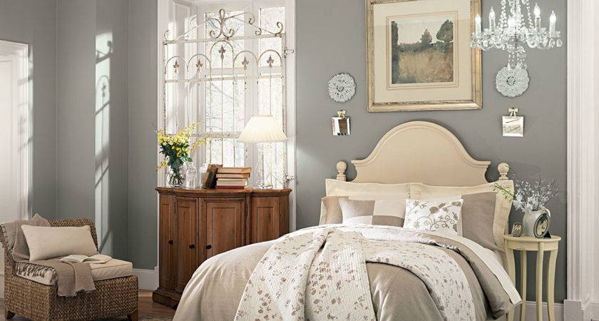 Gray Bedroom Creative Navy Blue