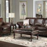 Gray Leather Living Room Furniture Peenmedia