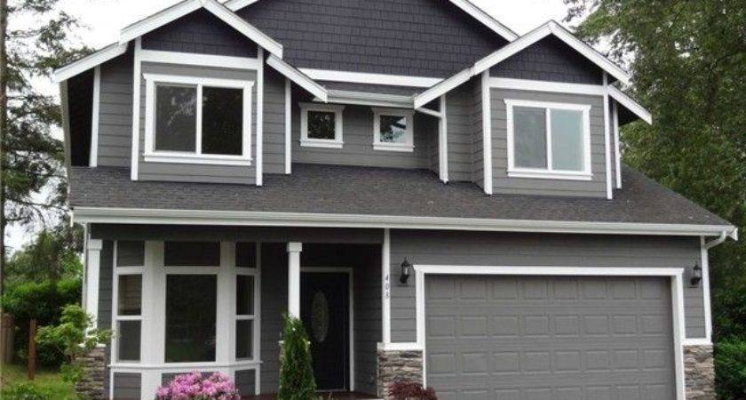Gray Timeless Choice Interior Paint All American