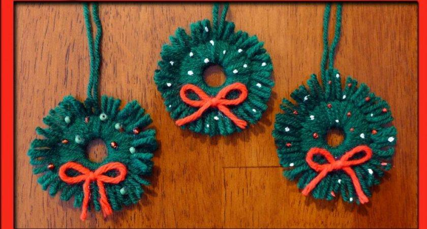 Great Easy Make Christmas Decorations Home