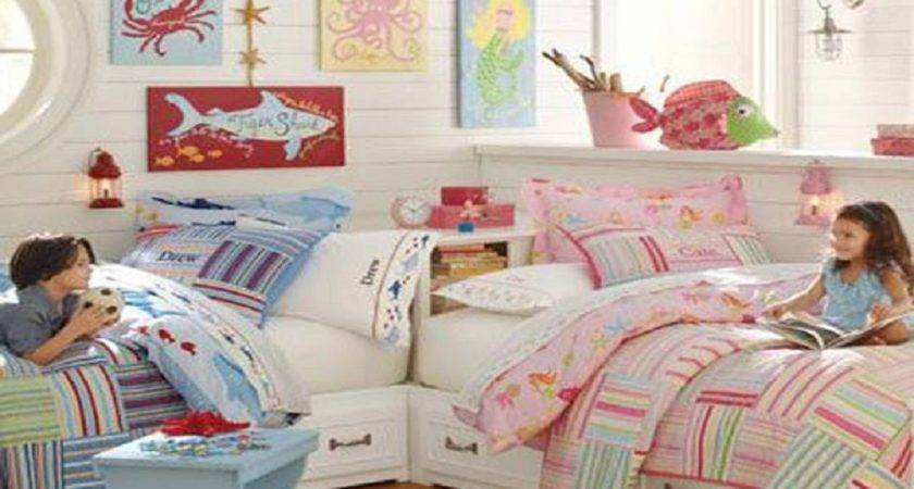 Great Ideas Shared Kids Bedrooms