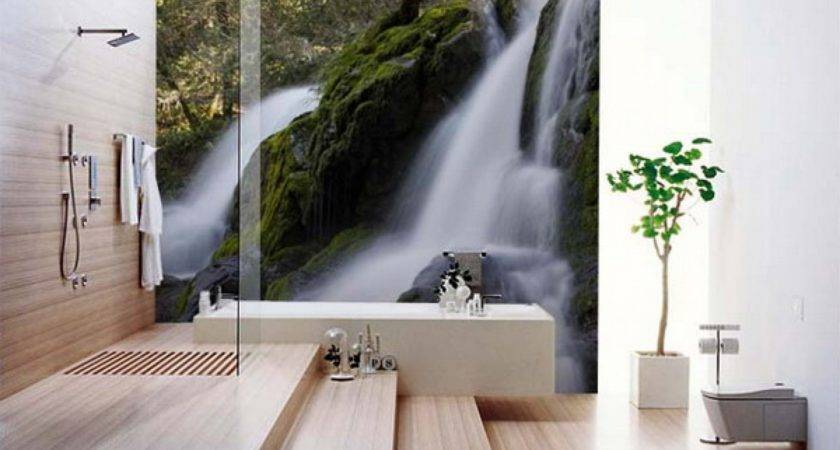 Great Mosaic Tile Murals Bathroom Ideas