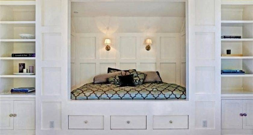 Great Storage Ideas Small Bedrooms