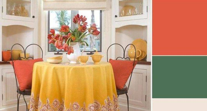 Green Color Schemes Tips Love Accents