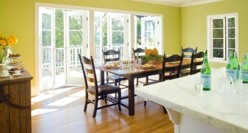 Green Dining Room Designs Decorating Ideas Design