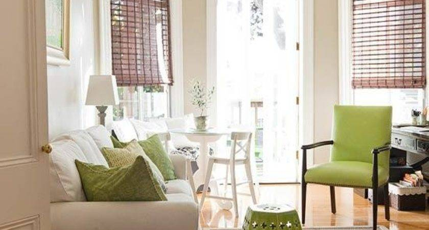 Green Living Room Decorating Ideas Better Homes Gardens