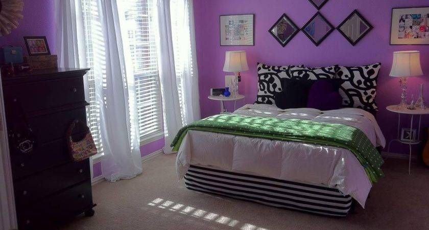 Green Purple Bedroom Fresh Bedrooms Decor Ideas
