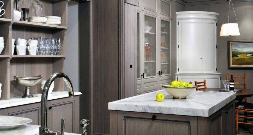 Grey Kitchen Cabinets Awesome Design Ideas