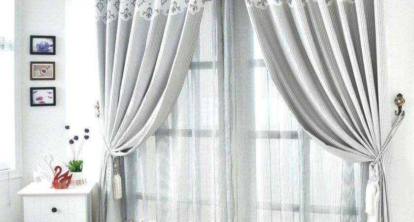 Grey Living Room Curtains Resonatewith