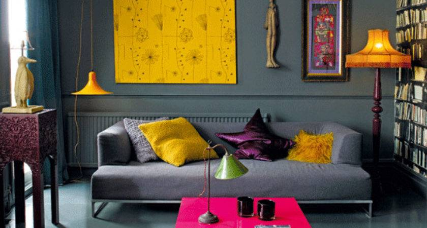 Grey Living Room Designs